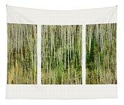 Hillside Forest Tapestry