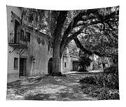 Historic Bok Gardens Home Tapestry