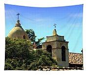 Historic Carmel Mission Tapestry