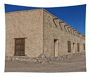 Historic Fort Leaton- Texas Tapestry
