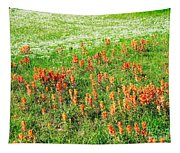 History Of The Paintbrush Tapestry