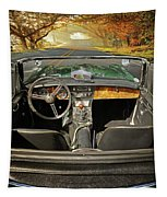 Hit The Road Tapestry