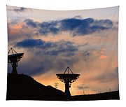 Hitech Sunset Tapestry