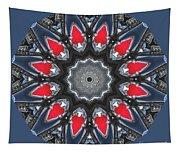 Valkyrie Kaleidoscope 2 Tapestry