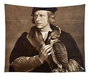 Holbein: Falconer, 1533 Tapestry