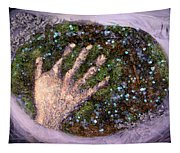 Holding Earth From The Series Our Book Of Common Faith Tapestry