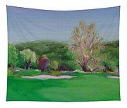Hole12 Ohlone Ridge Tapestry