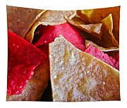 Holiday Chips Tapestry
