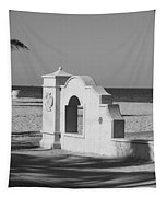 Hollywood Beach Wall Tapestry