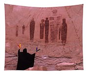 Holy Ghost Petroglyph Into The Mystic Tapestry