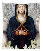 Holy Woman Tapestry