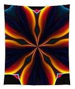 Homage To Georgia O'keeffe  Tapestry