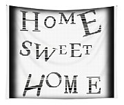 Home Sweet Home 3 Tapestry