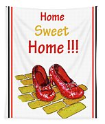 Home Sweet Home  Tapestry