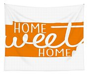 Home Sweet Home Tennessee Tapestry