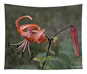Homestead Tiger Lilly Tapestry