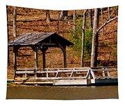 Hometown Series - Sherando Lake -2 Tapestry