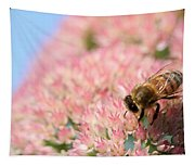 Honey Bee 3 Tapestry