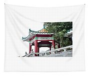 Hong Kong Temple Tapestry
