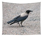 Hooded Crow Tapestry