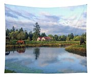 Hope Is Not A Dream - Hope Valley Art Tapestry