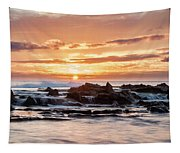 Horizon In Paradise Tapestry