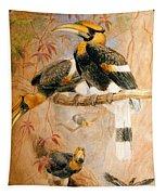 Hornbill  Tapestry