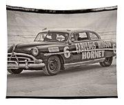 Hornet On Daytona Beach Tapestry