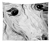 Horse Eyes Tapestry