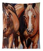 Horse Oil Painting Tapestry