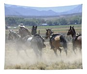 Horse Thief Tapestry