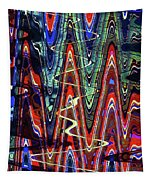 Hospital Construction Abstract #4 Tapestry
