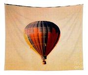 Hot Air Balloon Tapestry