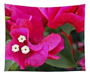 Hot Pink Bougainvillea Tapestry