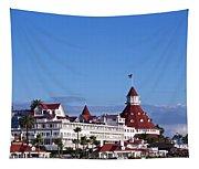 Hotel Del Coronado Tapestry