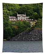 House By The Llyn Peris Tapestry