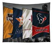 Houston Sports Teams 2 Tapestry