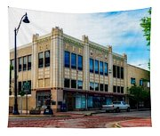 H.s. Kress Five And Dime Store Tapestry