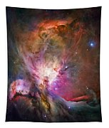 Hubble's Sharpest View Of The Orion Nebula Tapestry