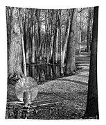 Hudson Mills Disc Golf Tapestry