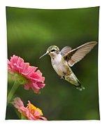 Hummingbird Sunrise Tapestry