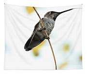 Hummingbird Tongue Tapestry