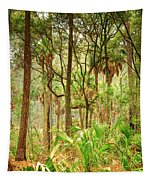 Hunting Island State Park Tapestry