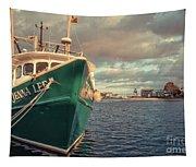 Hyannis Harbor Cape Cod Massachusetts Tapestry