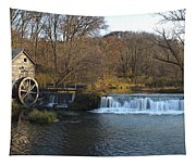 Hyde Mill Wisconsin Tapestry