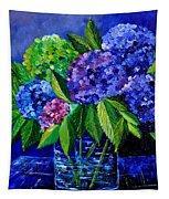 Hydrangeas 88 Tapestry