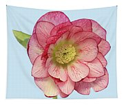 I Am Christmas Rose Tapestry
