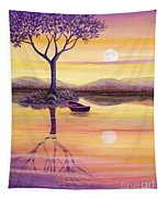 I Dreamt Of The Moon Tapestry