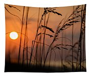 I Feel The Summer Breeze Tapestry