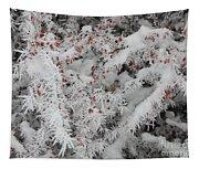 I Love Winter Tapestry